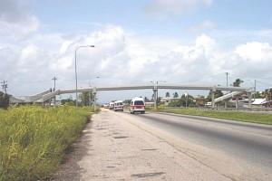 Ashraff Pedestrian Bridge