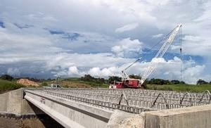 Cipero Road Bridge South Highway Extension