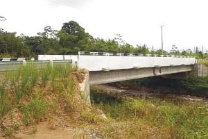 Cumuto River Bridge