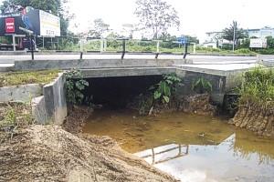 Piarco Road Bridge