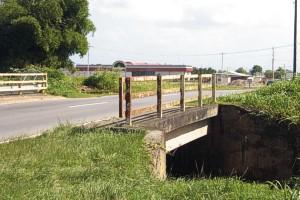 Trincity Central Road Bridge